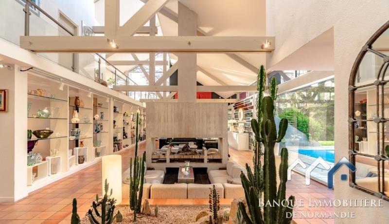 Deluxe sale house / villa Deauville 698000€ - Picture 1