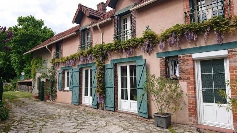 Sale house / villa Jouy 358000€ - Picture 2