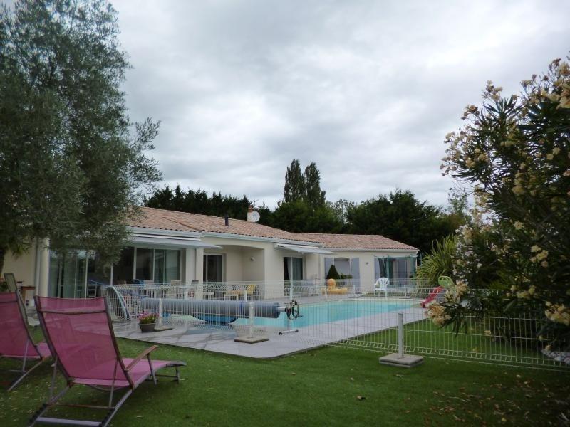 Vente de prestige maison / villa St palais sur mer 665000€ - Photo 2