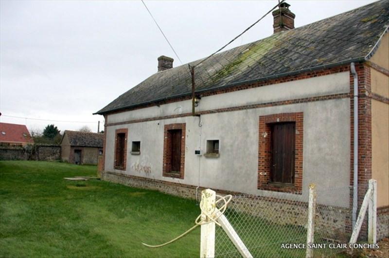 Vente maison / villa Breteuil 99000€ - Photo 2