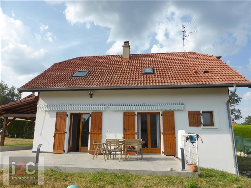 Rental house / villa Echenevex 2800€ CC - Picture 2