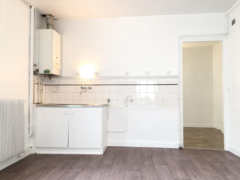 Rental apartment Pierrelaye 538€ CC - Picture 1