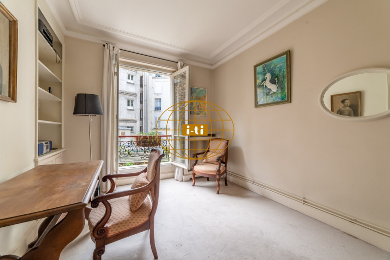 Deluxe sale apartment Paris 16ème 1 720 000€ - Picture 21