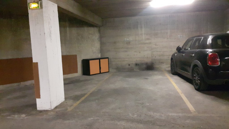 Location parking Paris 15ème 100€ CC - Photo 2