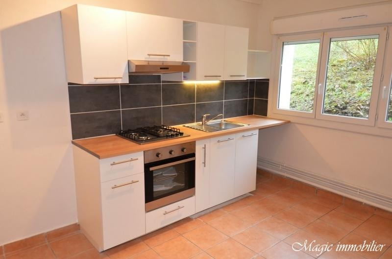 Rental apartment Nantua 575€ CC - Picture 5