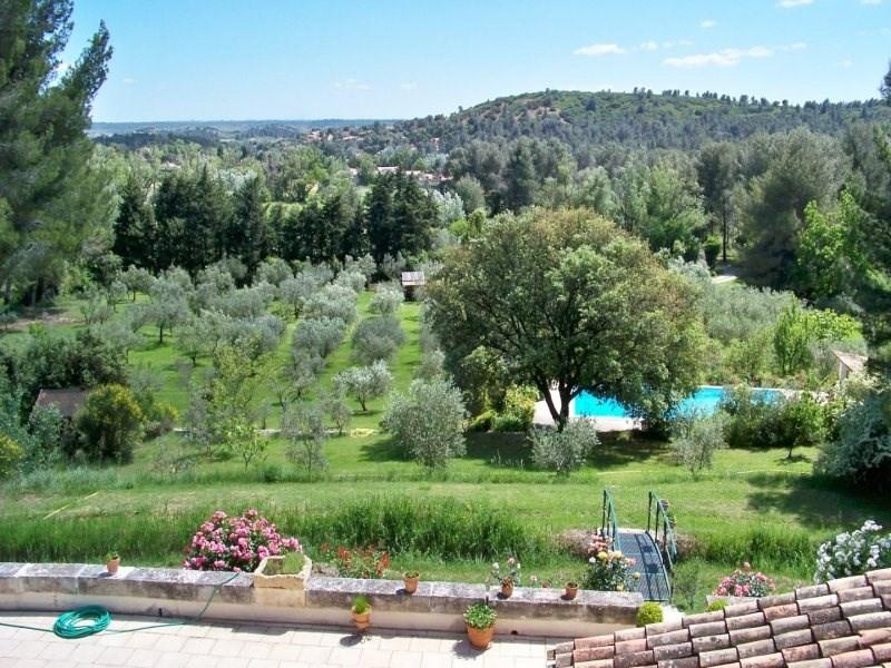 Vente de prestige maison / villa Paradou 1660000€ - Photo 1