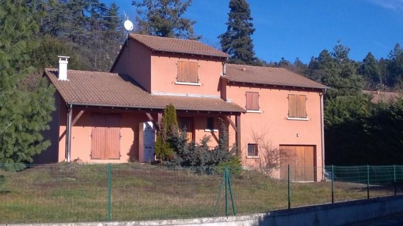 Sale house / villa Polignac 258000€ - Picture 1