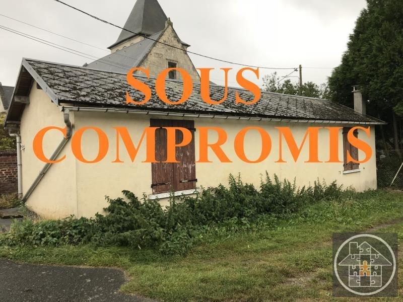 Vente maison / villa Ribecourt dreslincourt 46000€ - Photo 1