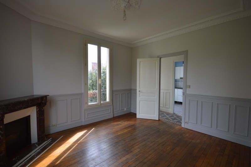 Location maison / villa Asnieres sur seine 1215€ CC - Photo 2