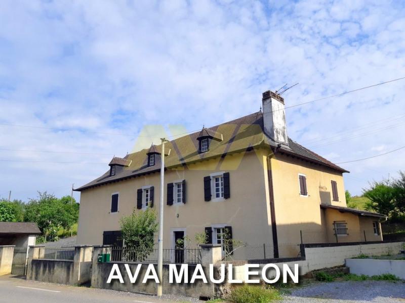 Vente maison / villa Mauléon-licharre 125000€ - Photo 1