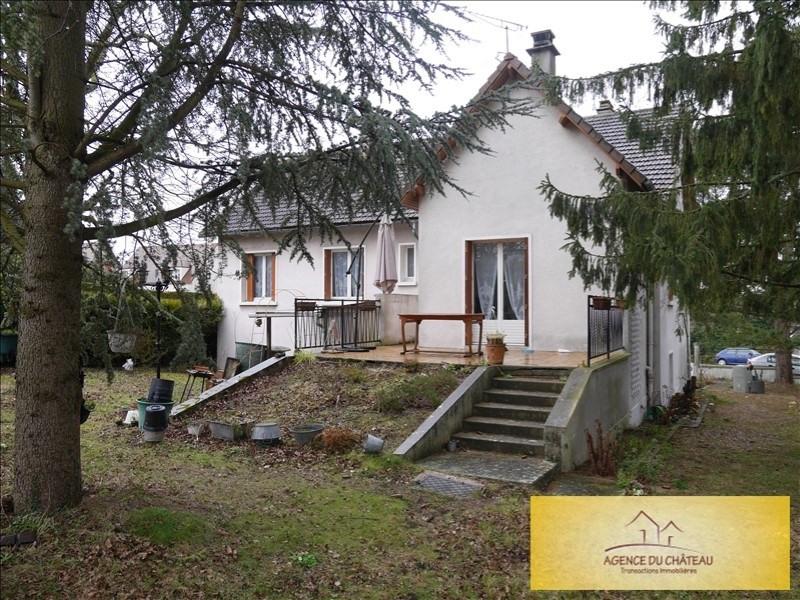 Sale house / villa Guerville 249000€ - Picture 2