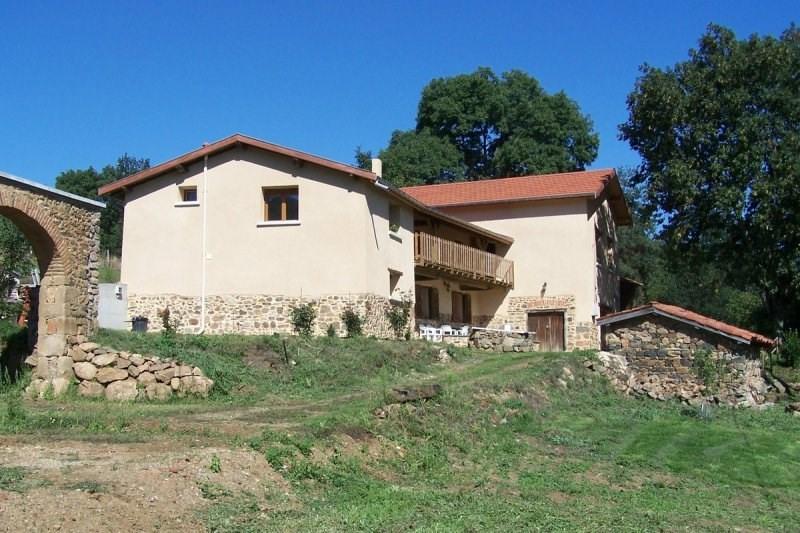 Vente maison / villa Ste foy l argentiere 335000€ - Photo 1