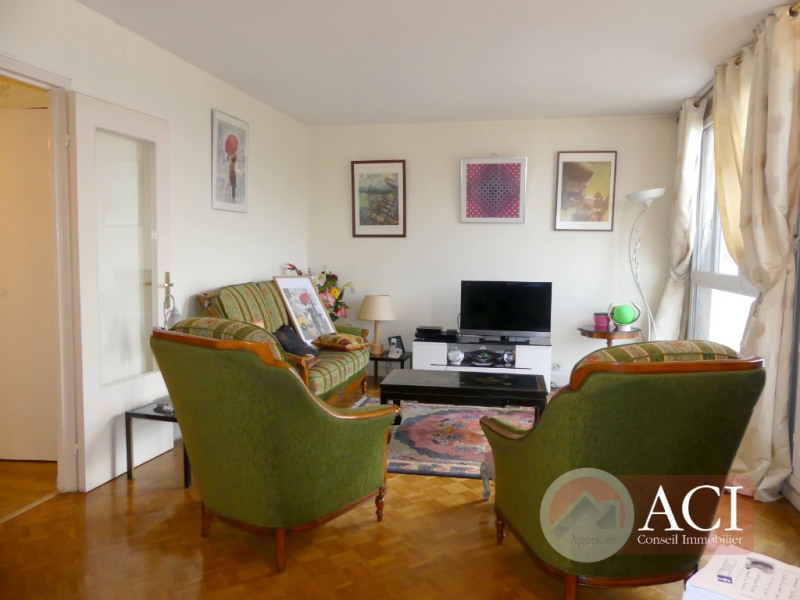 Sale apartment Montmagny 205000€ - Picture 2