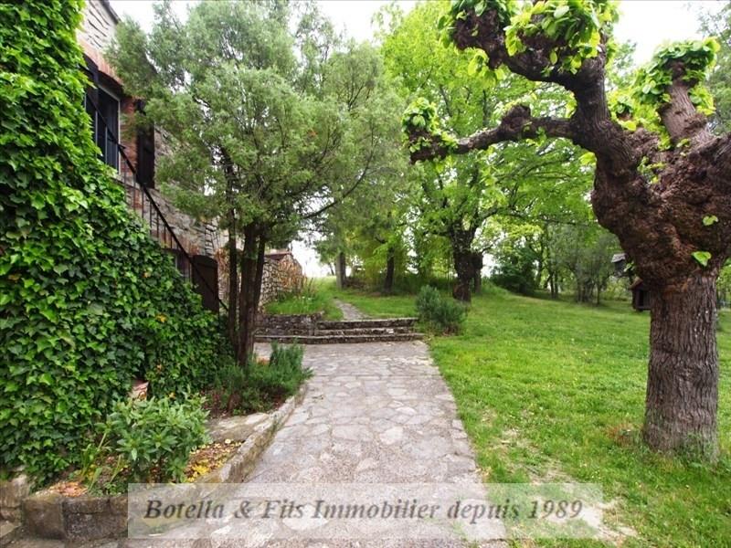 Verkoop van prestige  huis Uzes 475000€ - Foto 2