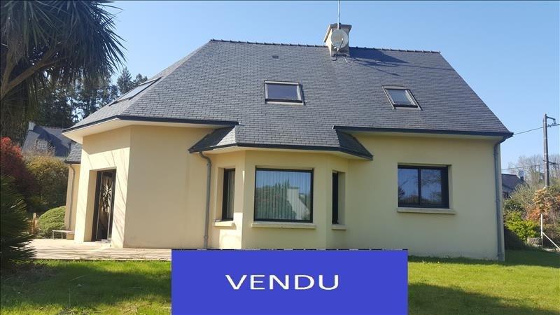 Sale house / villa Quimper 299000€ - Picture 1