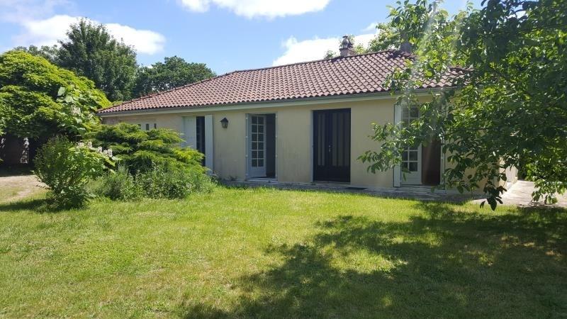 Vente maison / villa La villedieu du clain 187250€ - Photo 1