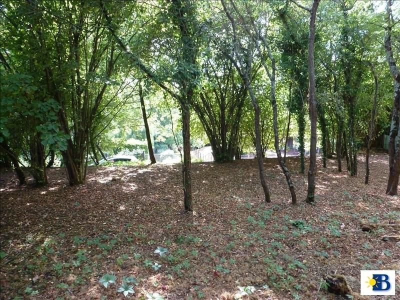 Vente terrain Vouneuil sur vienne 24000€ - Photo 1