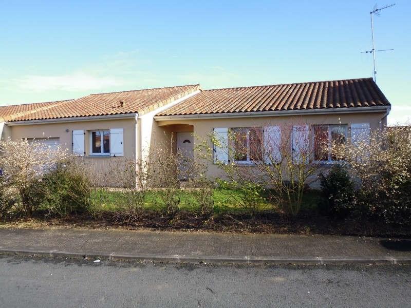 Sale house / villa Poitiers 206000€ - Picture 2