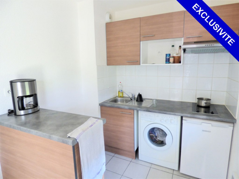 Vente appartement Saint quentin de baron 77 000€ - Photo 1