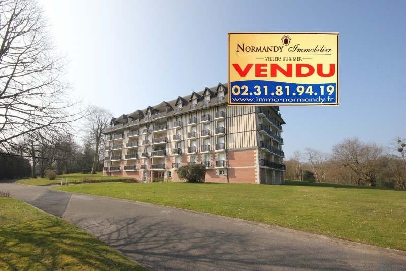Deluxe sale apartment Villers sur mer 286000€ - Picture 1