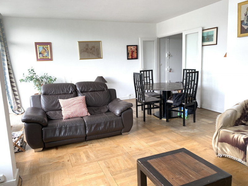 Sale apartment Paris 15ème 765 000€ - Picture 1