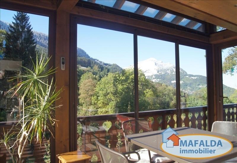 Vente maison / villa Mont saxonnex 499000€ - Photo 6