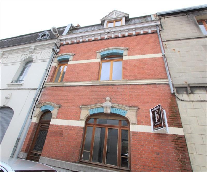 Vente maison / villa Douai 141500€ - Photo 1