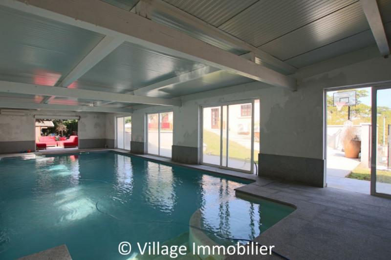 Vente de prestige maison / villa Mions 629000€ - Photo 12