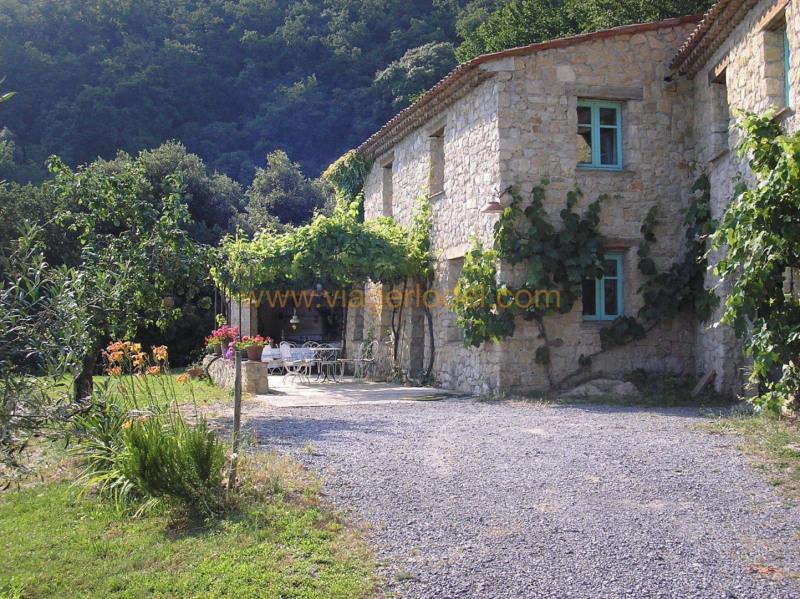 Verkauf auf rentenbasis haus Tourrettes-sur-loup 265000€ - Fotografie 9