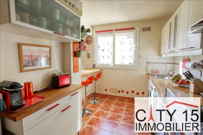Verkoop  appartement Paris 15ème 689000€ - Foto 2