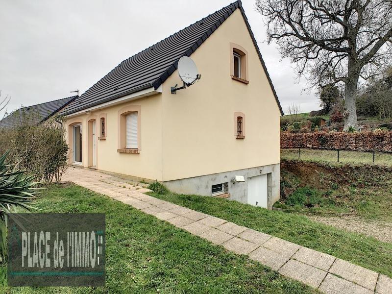 Sale house / villa Beauchamps 165000€ - Picture 1