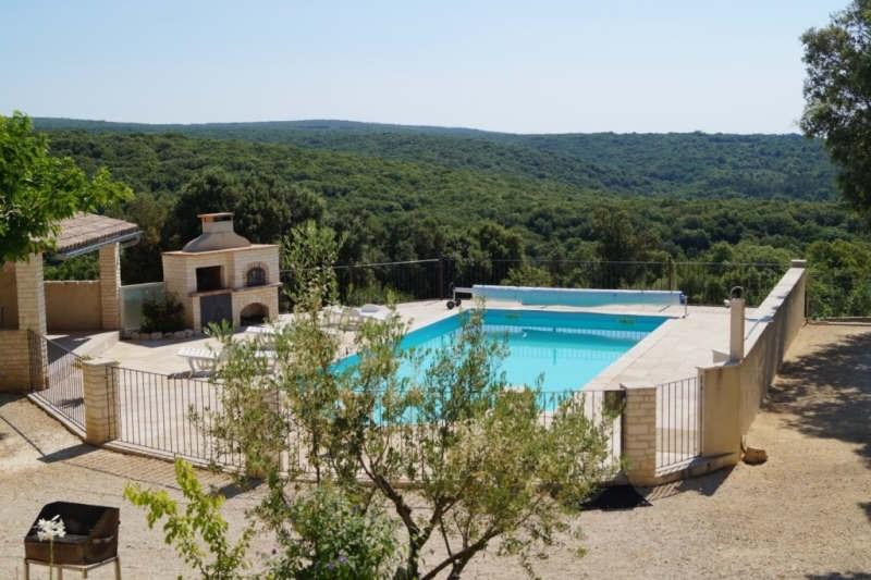 Immobile residenziali di prestigio casa Barjac 625400€ - Fotografia 9