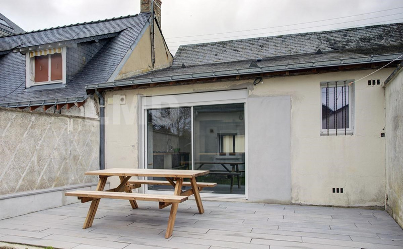 Vente maison / villa Tierce 153000€ - Photo 8