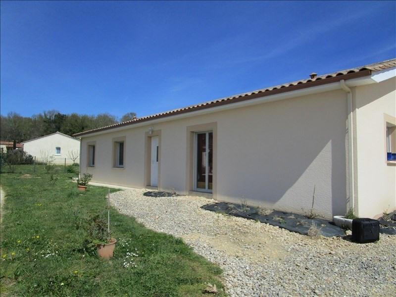 Vente maison / villa St front de pradoux 210000€ - Photo 2