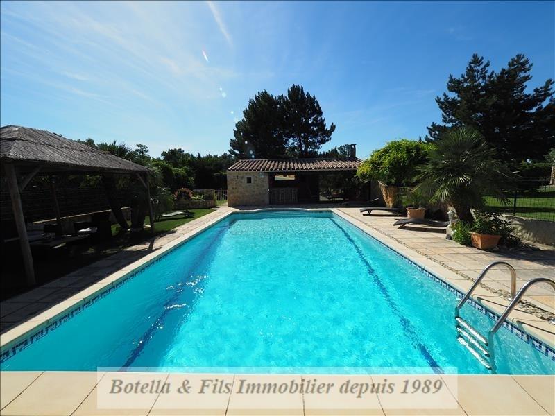 Immobile residenziali di prestigio casa Pont st esprit 558000€ - Fotografia 6