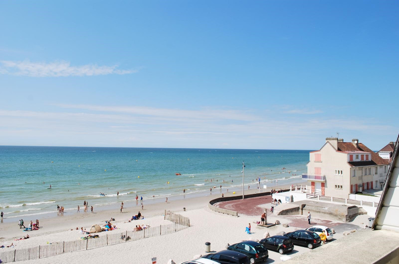 Vacation rental apartment Fort mahon plage  - Picture 5