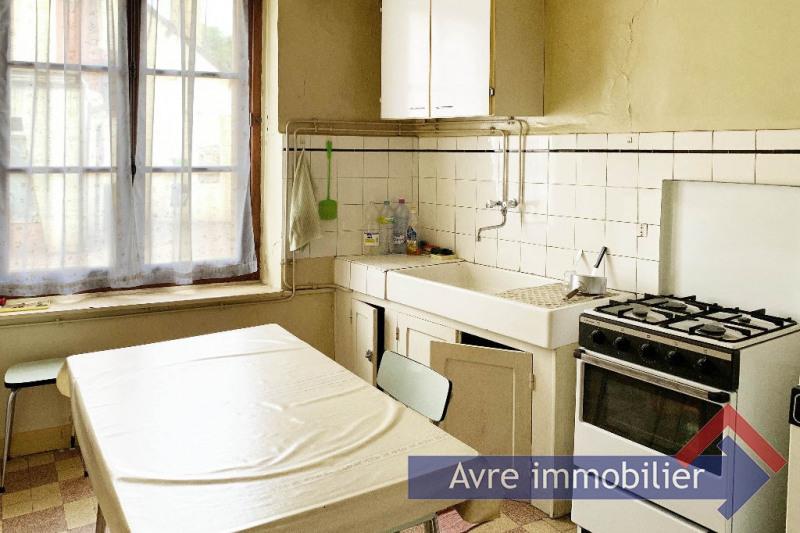 Sale house / villa Verneuil d'avre et d'iton 97000€ - Picture 5
