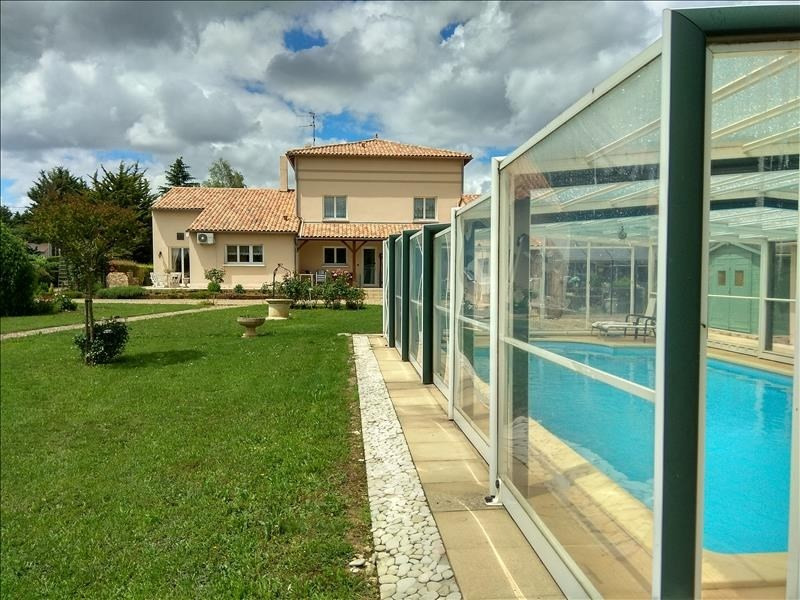 Vente maison / villa Buxerolles 480 000€ - Photo 14