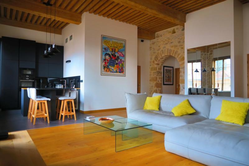 Vente de prestige appartement Lyon 4ème 799000€ - Photo 3