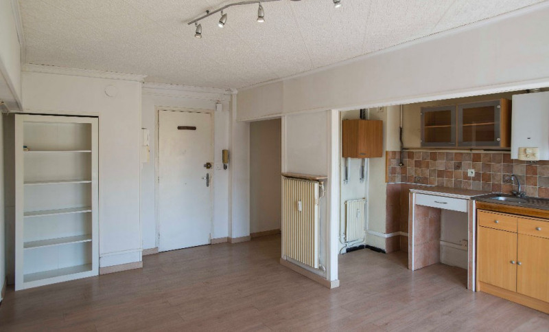 Sale apartment Nice 129 000€ - Picture 3