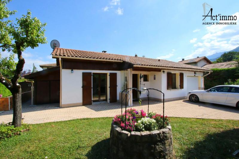 Vente maison / villa Seyssinet pariset 380000€ - Photo 1