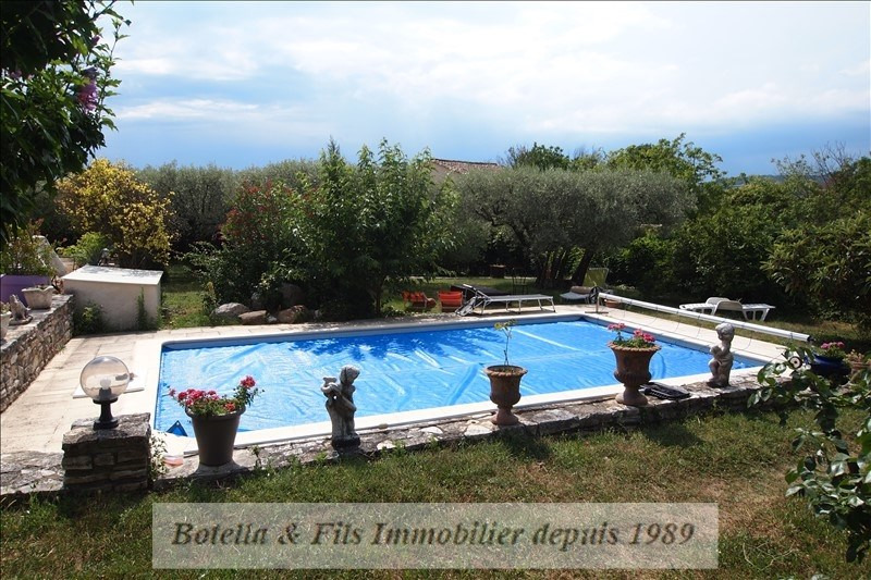 Verkoop  huis Goudargues 354000€ - Foto 14