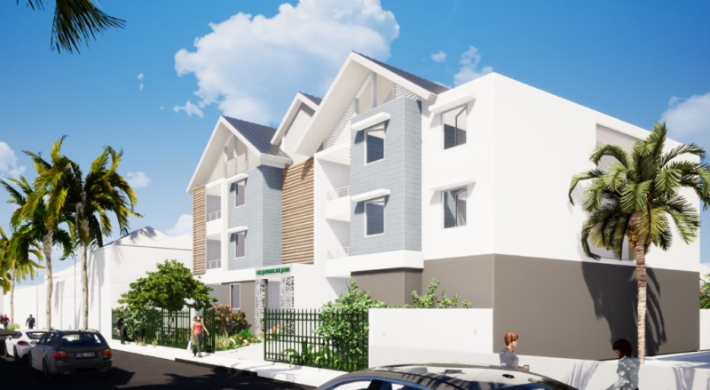 Investment property apartment Saint leu 353050€ - Picture 4
