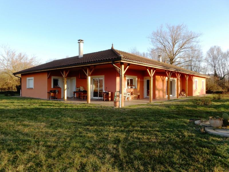 Vente maison / villa Villemoirieu 410000€ - Photo 1