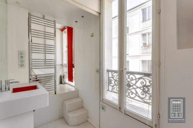Vente de prestige appartement Paris 18ème 987 000€ - Photo 14