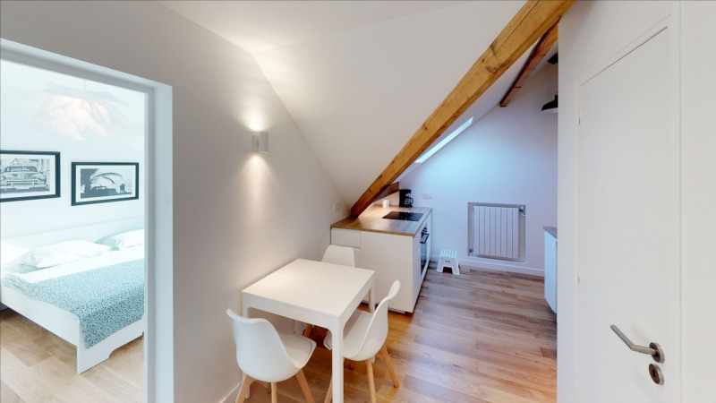 Rental apartment Fontainebleau 1 050€ CC - Picture 3