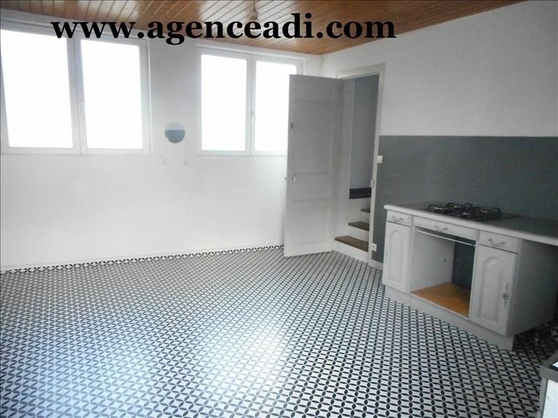 Location maison / villa La mothe st heray 613€ CC - Photo 1