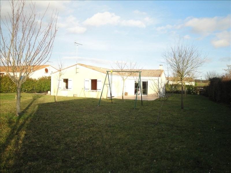 Vente maison / villa Mauze sur le mignon 157500€ - Photo 6