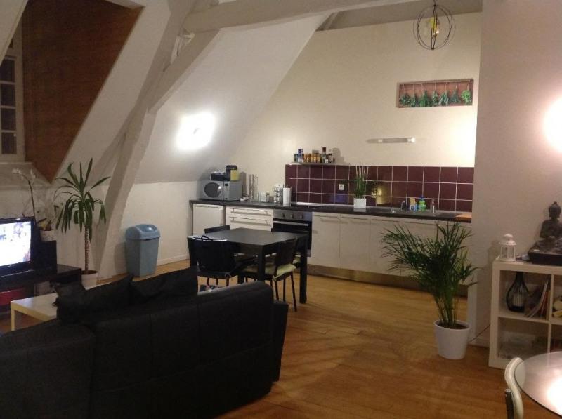 Aire-Sur-La-Lys: appartement dernier étage