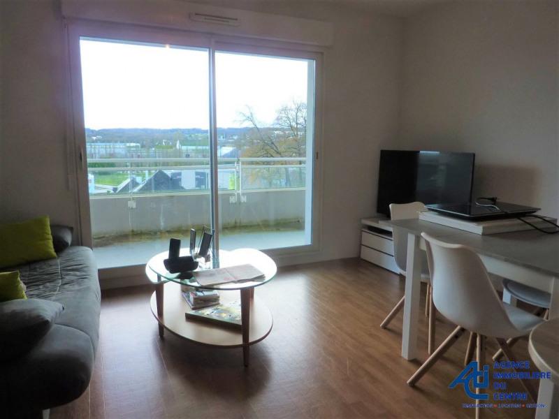 PONTIVY, appartement 2 pièces avec terrasse 39 m2